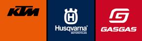 KTM, Husqvarna, GASGAS