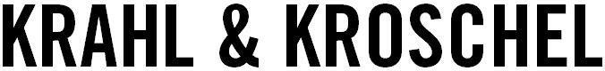 Krahl and kroschel logo