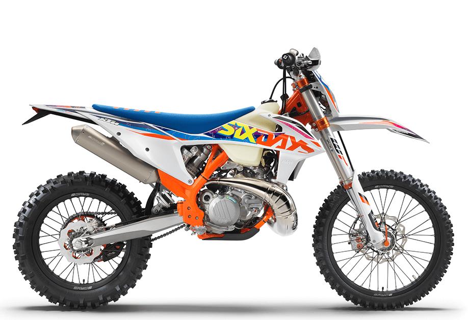 KTM 250 EXC TPI SIX DAYS 2022