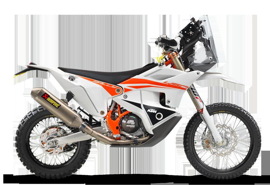 KTM 450 RALLY FACTORY REPLICA 2021