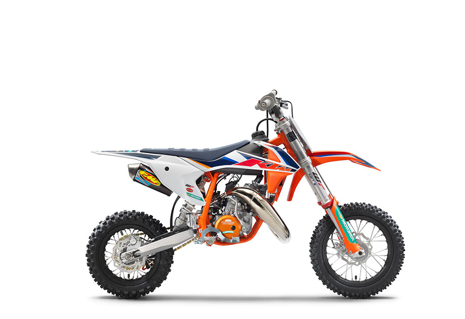 KTM 50 SX FACTORY EDITION 2021