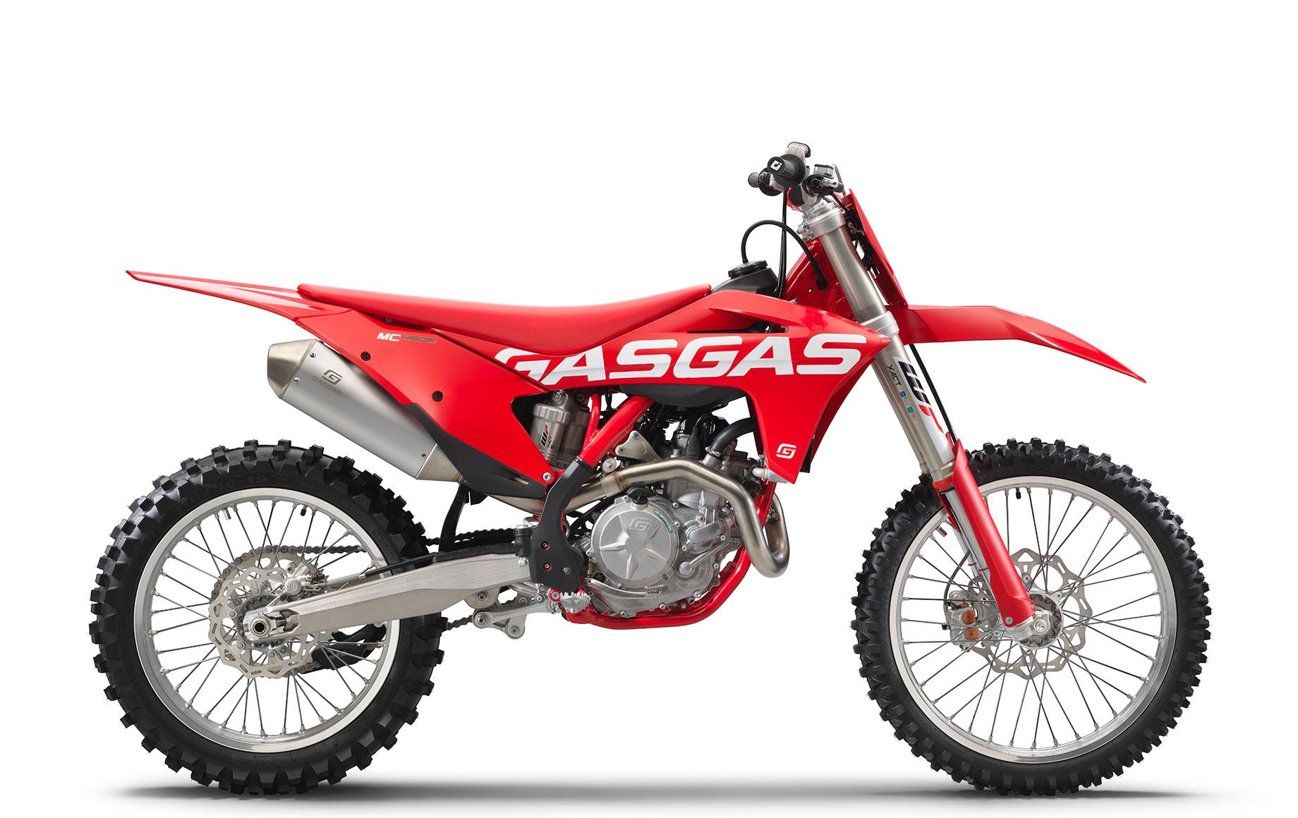 MC 450F